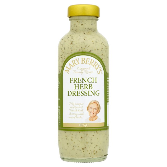 Mary Berry's French Herb Dressing