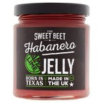 The Sweet Beet Habanero Lime Jelly