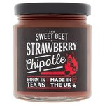 The Sweet Beet Strawberry Chipotle BBQ Sauce