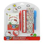 Hello Kitty Vintage Super Stationery Set