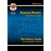 CGP GCSE English Literature AQA Unseen Poetry