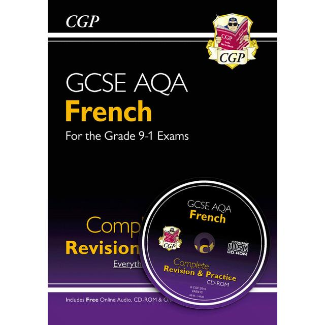 CGP GCSE French AQA Complete Revision