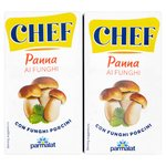 Chef Parmalat Cooking Cream Porcini Mushrooms