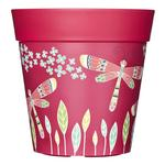 Hum Outdoor / Indoor Pot - Pink Dragonflies