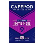 CafePod Intense Dolce Gusto Compatible Pods