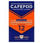 CafePod Supercharger Dolce Gusto Compatible Pods
