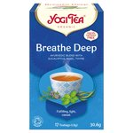 Yogi Tea Organic Breathe Deep Tea Bags