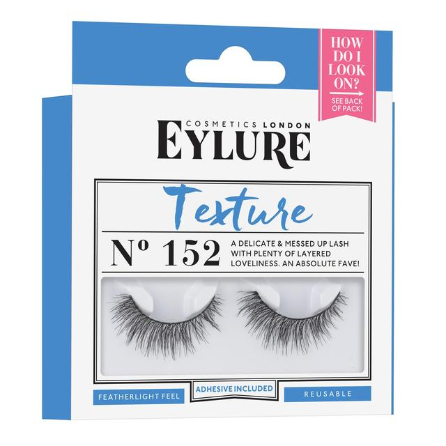 610a142820f Eylure Texture Lashes, 152 from Ocado