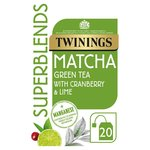 Twinings Super Blends Matcha