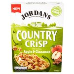 Jordans Country Crisp Apple & Cinnamon