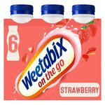 Weetabix On The Go Strawberry