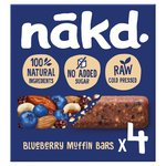 Nakd Blueberry Muffin Multipack