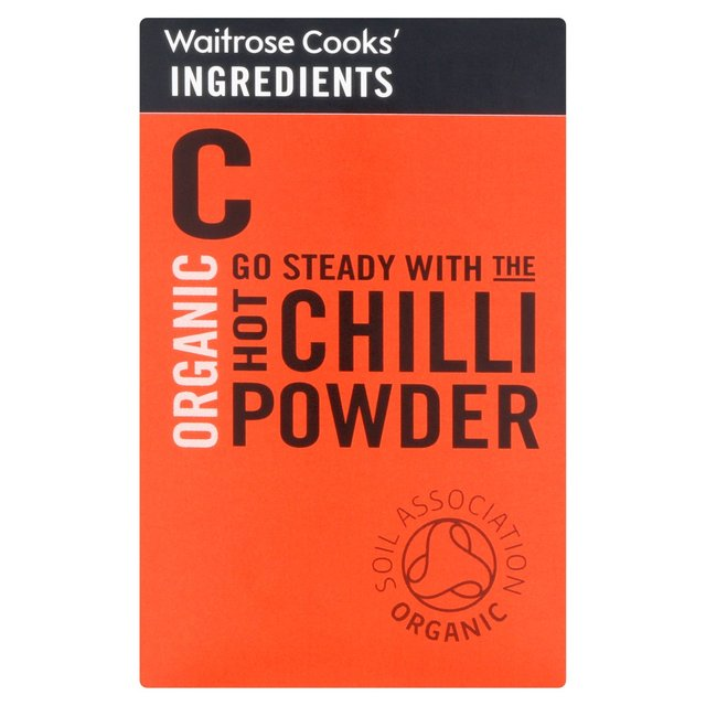 Cooks' Ingredients Organic Chilli Powder Hot