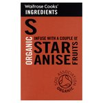 Cooks' Ingredients Organic Star Anise