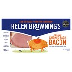 Helen Browning Organic Smoked Back Bacon