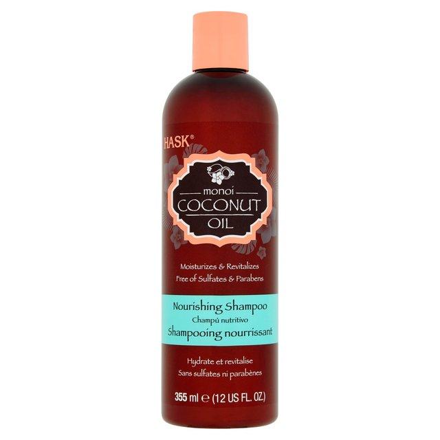 Hask Monoi Coconut Oil Shampoo | Ocado