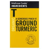 Cooks' Ingredients Organic Turmeric