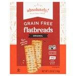 Absolutely Gluten Free Flatbreads Original