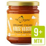 Mr Organic Kids Pasta Sauce Carrot, Sweet Potato & Courgette