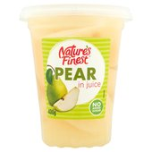 Nature's Finest Pear Slices in Juice