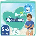 Pampers Splashers Size 5-6, 10 Swim Pants