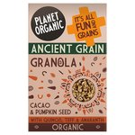 Planet Organic Ancient Grain Granola Cacao & Pumpkin Seed