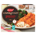 Birds Eye Inspirations 2 Basa Fillets with Tomato & Chilli Frozen