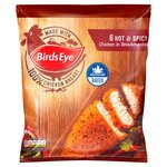 Birds Eye 6 Hot & Spicy Grills Frozen