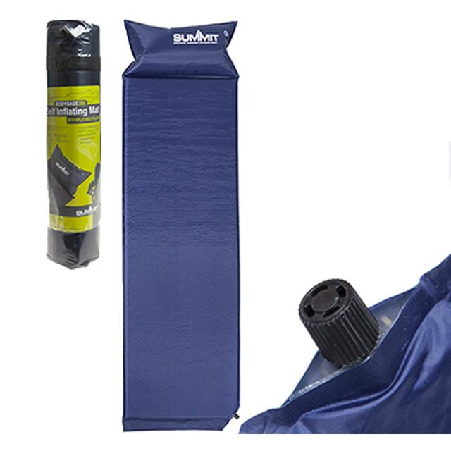 Summit Inflatable Mat with Pillow