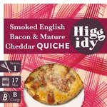 Higgidy Smoked Bacon & Cheddar Little Quiche