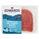 Edwards of Conwy 10 Rashers Traditional Dry Cure Bacon