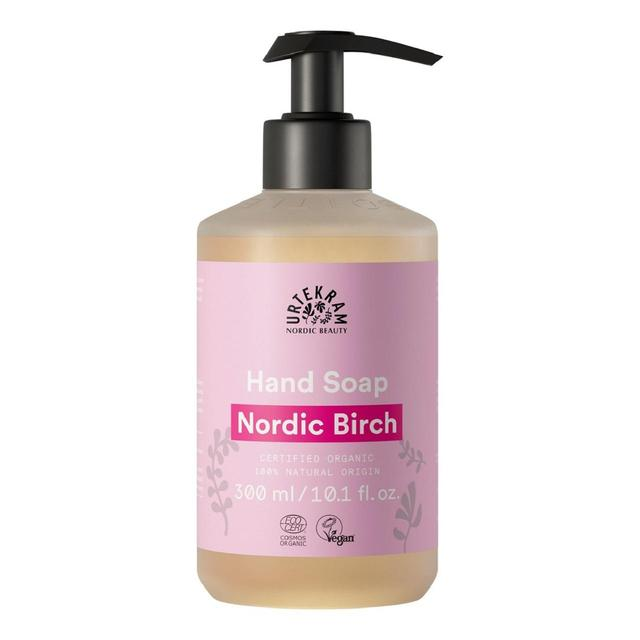 Urtekram Organic Nordic Birch Liquid Hand Soap Anti Bacterial