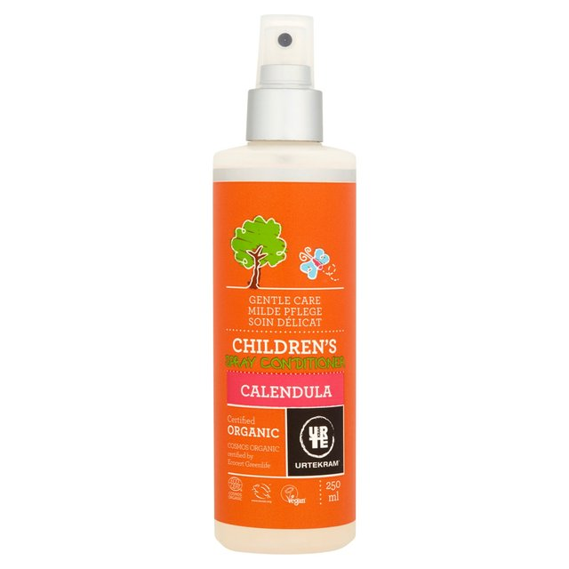 Urtekram Organic Spray Conditioner Children's Calendula