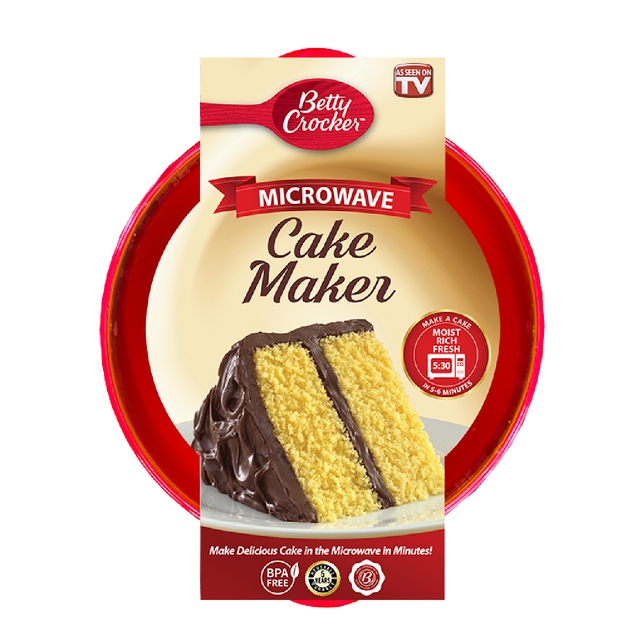 betty crocker microwave cake maker from ocado
