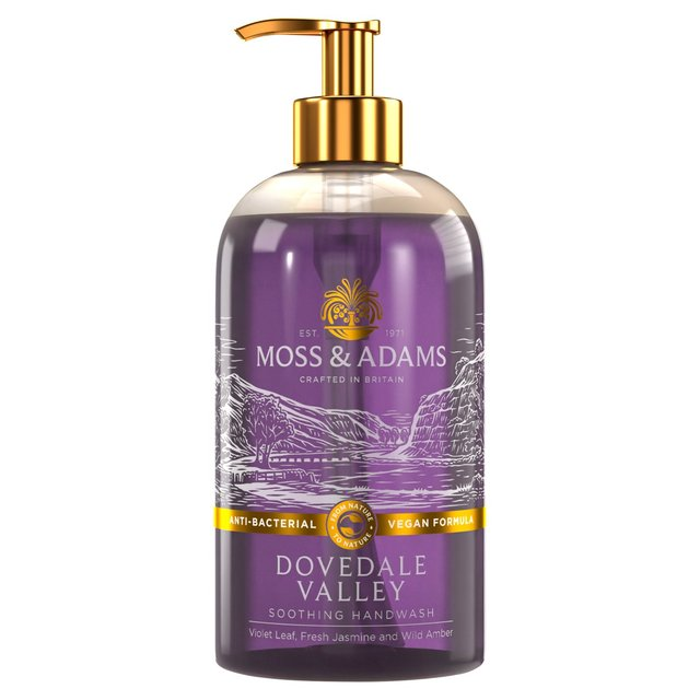 Moss & Adams Cambridge Meadows Hand Wash