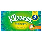 Kleenex Balsam Tissues 4 Packs