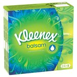 Kleenex Balsam Pocket Tissues Jumbo Pack