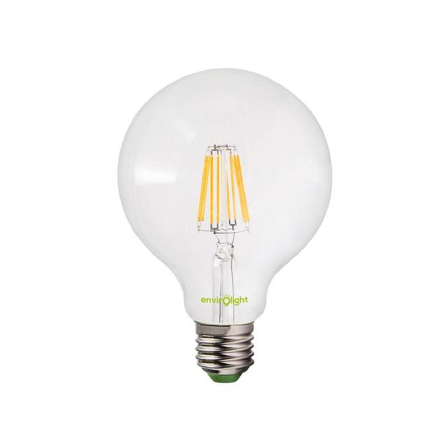 LED Globe Light Bulb E27 ES 6W