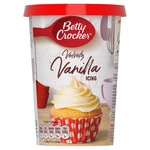 Betty Crocker Velvety Vanilla Icing