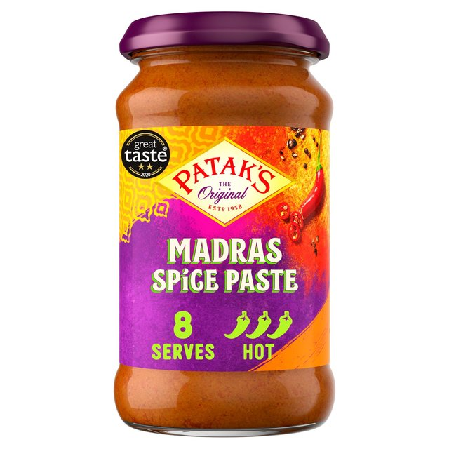 Patak's Madras Spice Paste