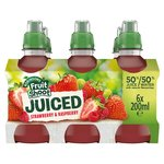 Fruit Shoot Juiced Strawberry & Raspberry
