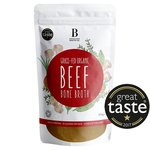 Borough Broth Co. Grass-Fed Organic Beef Bone Broth