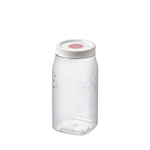 Lock & Lock Square Door Pocket Canister 1ltr