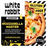 White Rabbit Pizza Mozzarella Fella Gluten Free Pizza