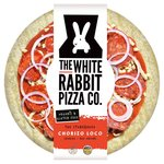 White Rabbit Pizza Chorizo Loco Gluten Free Pizza