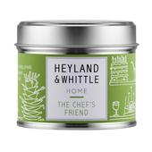 Heyland & Whittle Home Solutions The Chef's Friend Tin Candle