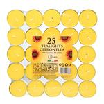 Price's Candles Citronella Tealights x 25