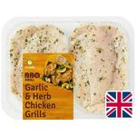 Ocado BBQ Garlic & Herb Chicken Grills