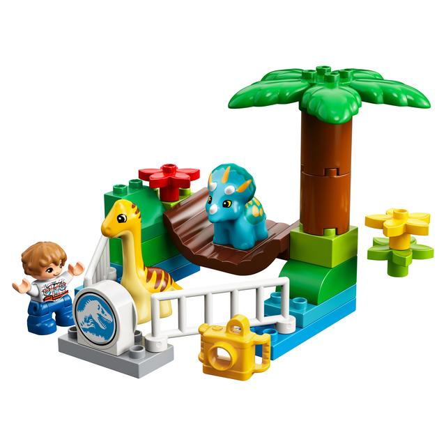 LEGO Duplo Jurassic World 10879 From Ocado