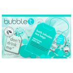 Bubble T Moroccan Mint Tea Bath Infusion T-Bags